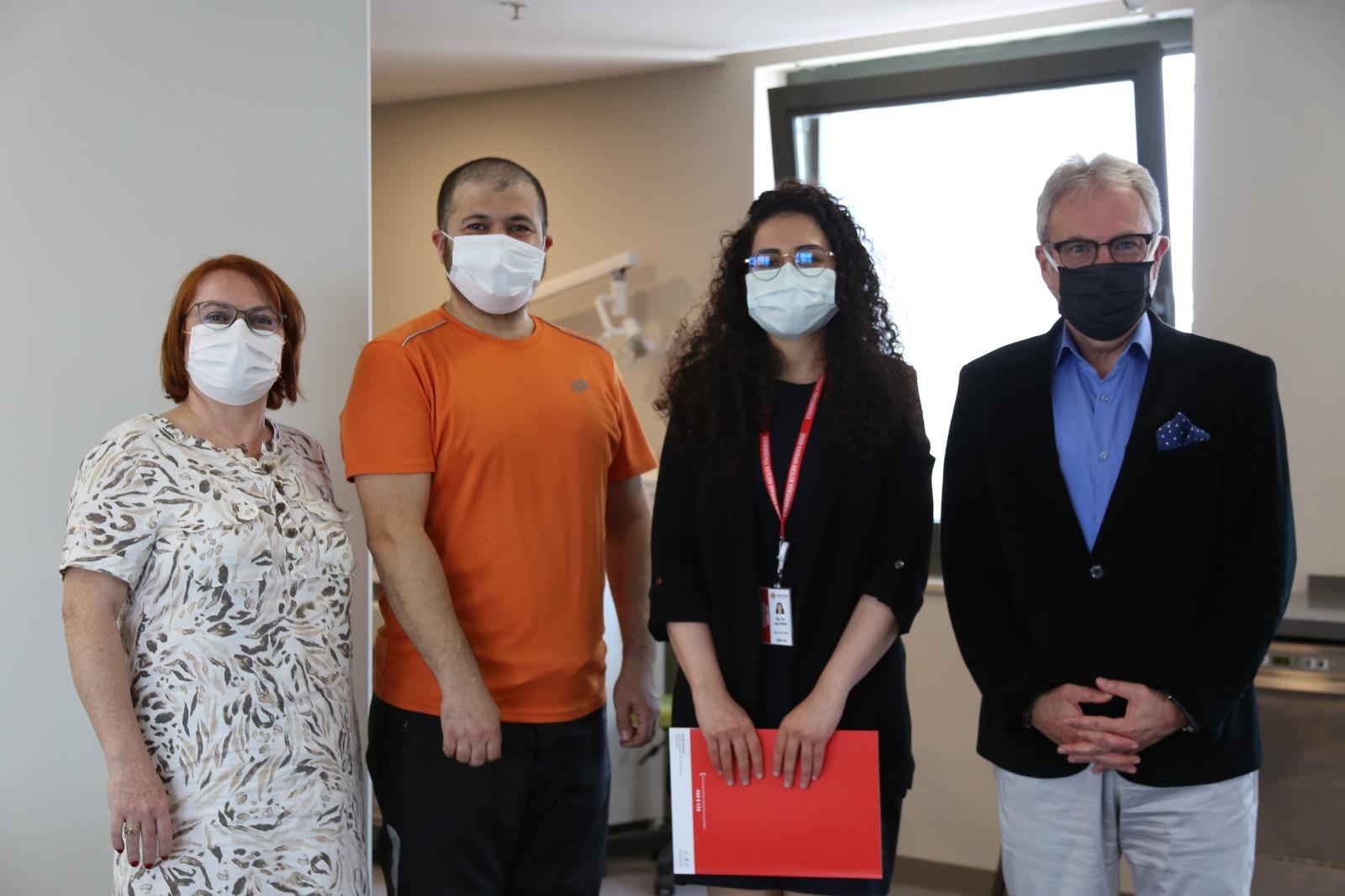 Dis Hekimleri Odası Foto